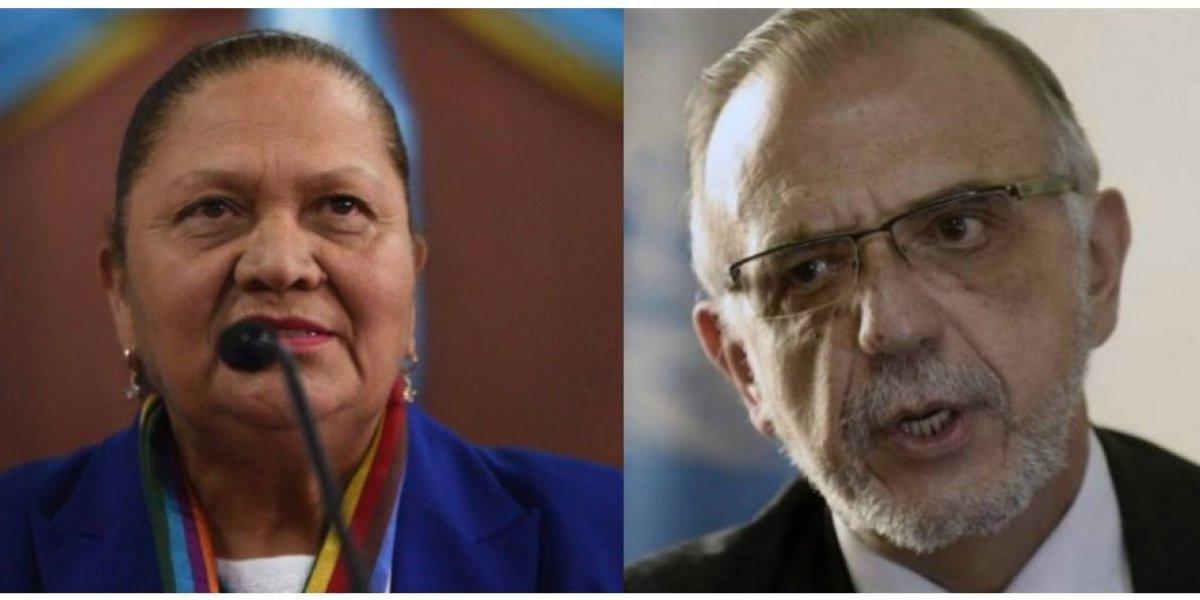 Senadores estadounidenses felicitan a nueva fiscal general y reafirman apoyo a Velásquez