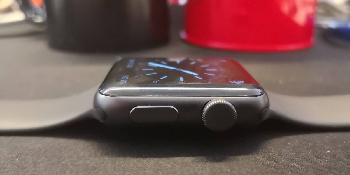 Apple patenta un Apple Watch con un nuevo diseño