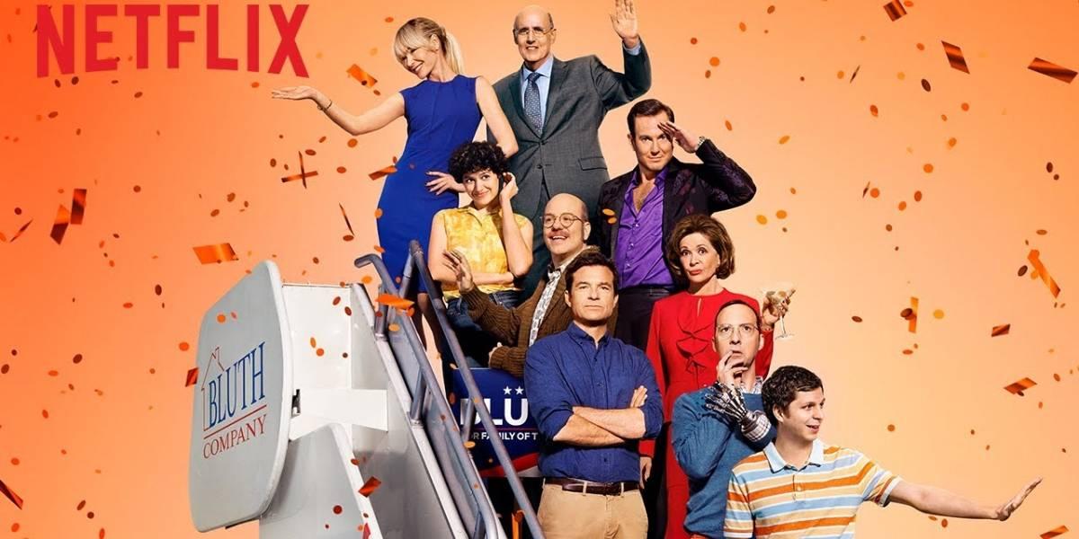 """""""Vota Bluth para familia del año"""", la campaña de Arrested Development para anunciar su quinta temporada"""