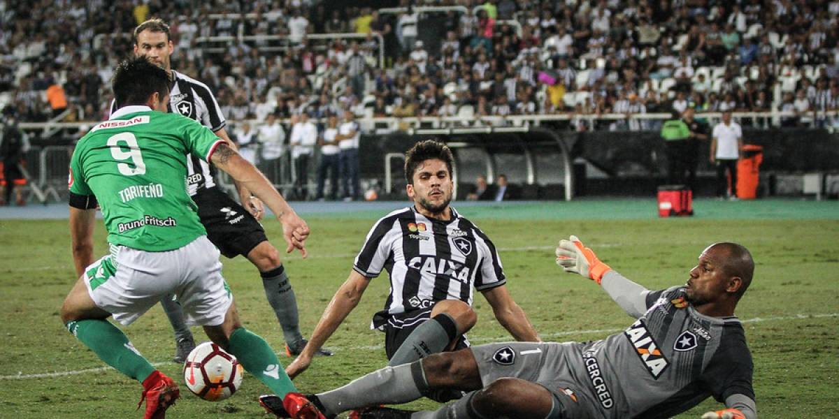 Así vivimos la dura eliminación de Audax Italiano de la Copa Sudamericana
