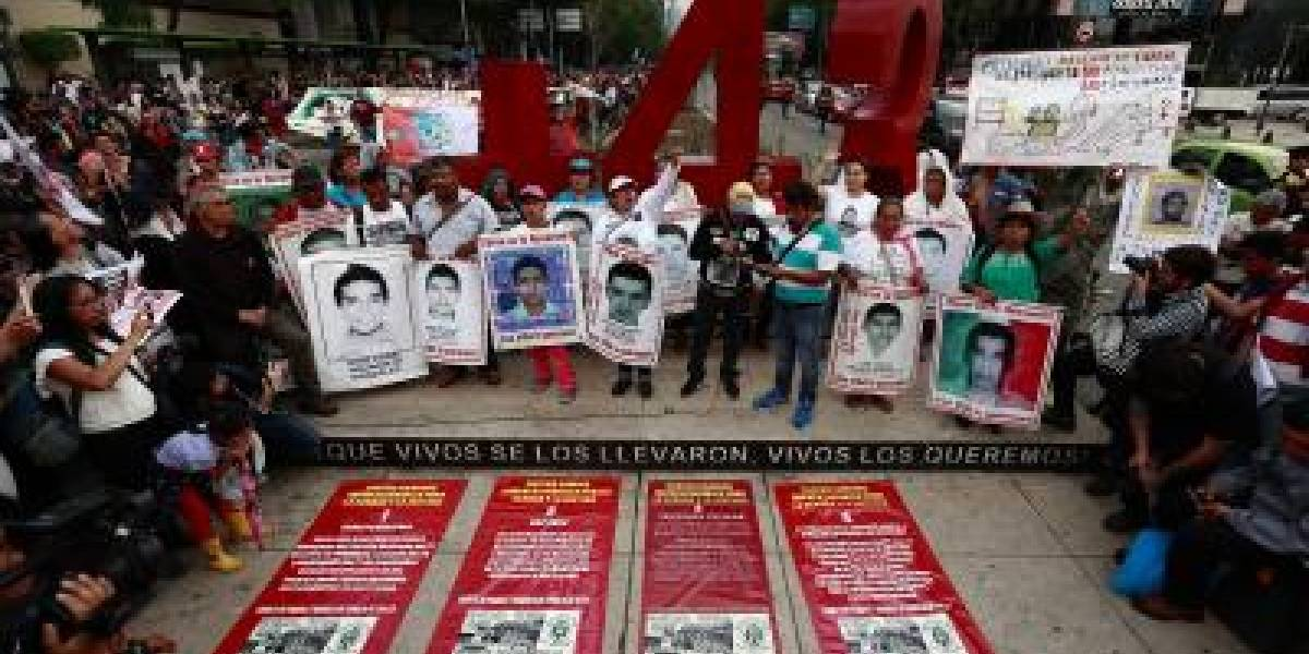 Tribunal rechaza creación de Comisión de la Verdad en caso Iguala