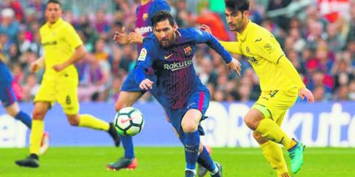 Barcelona golea y mantiene el invicto