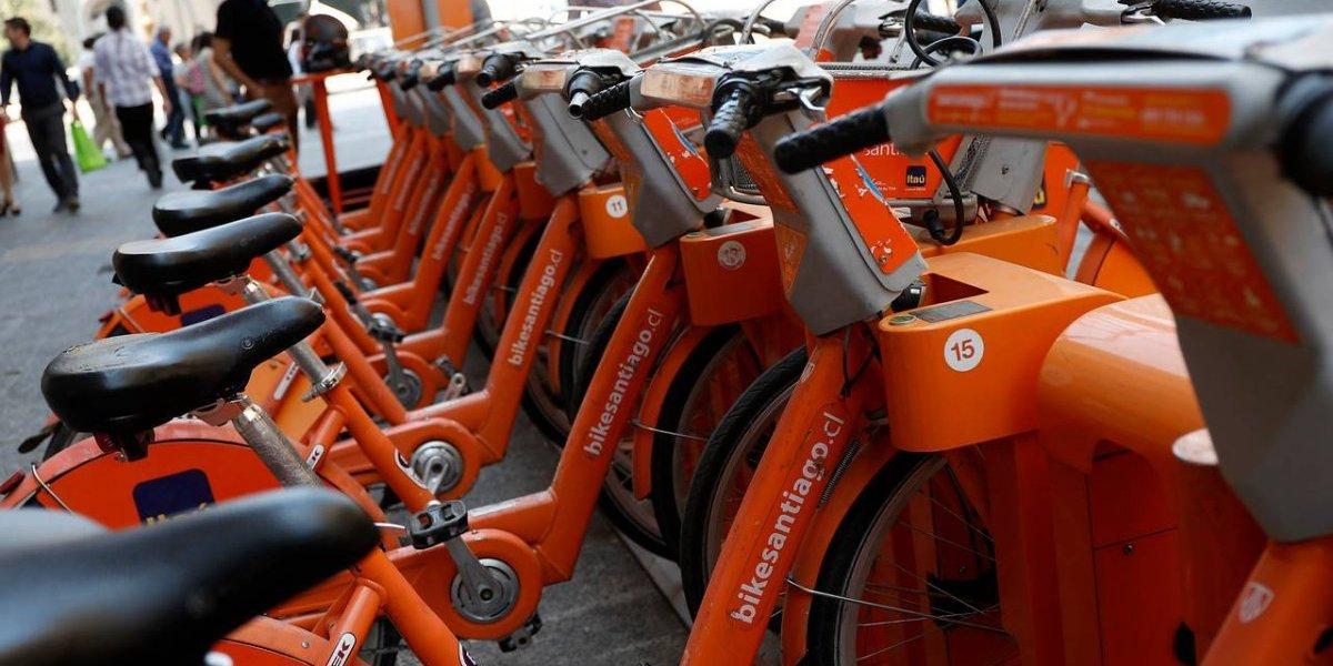 El opaco futuro de Bike Santiago: podría perder todas las bicis naranjas por demanda de más de $1.140 millones