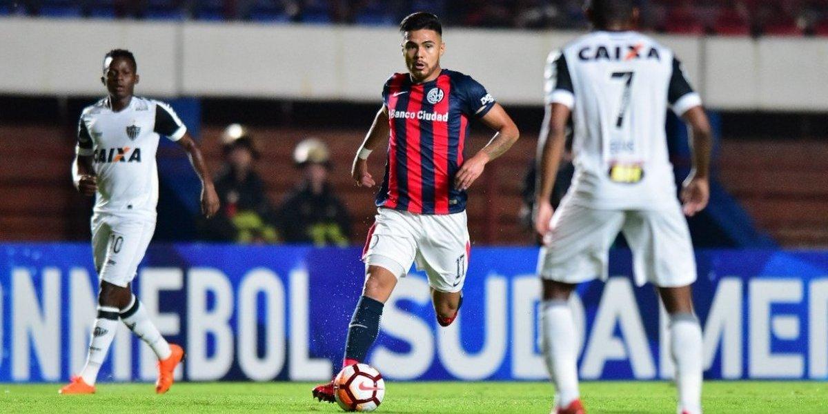 """""""Paulo Díaz salvó a San Lorenzo"""": En Argentina celebraron polémico avance del Ciclón en la Sudamericana"""