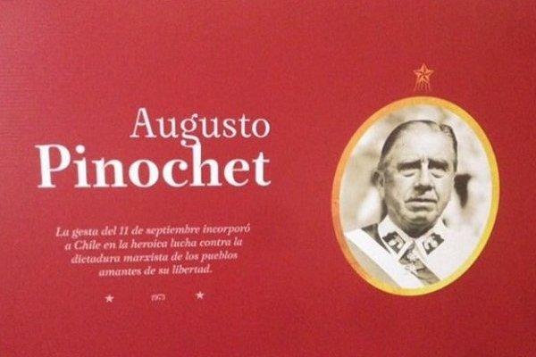 Pinochet exposición