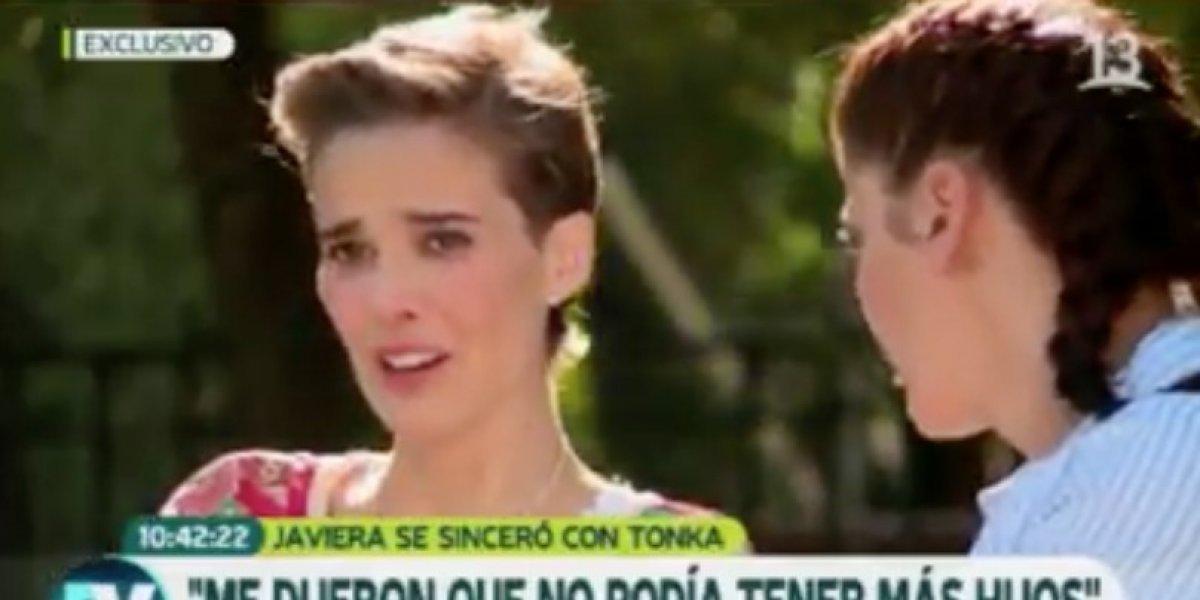 """Javiera Suárez en """"Bienvenidos"""": """"No me voy a morir de melanoma"""""""