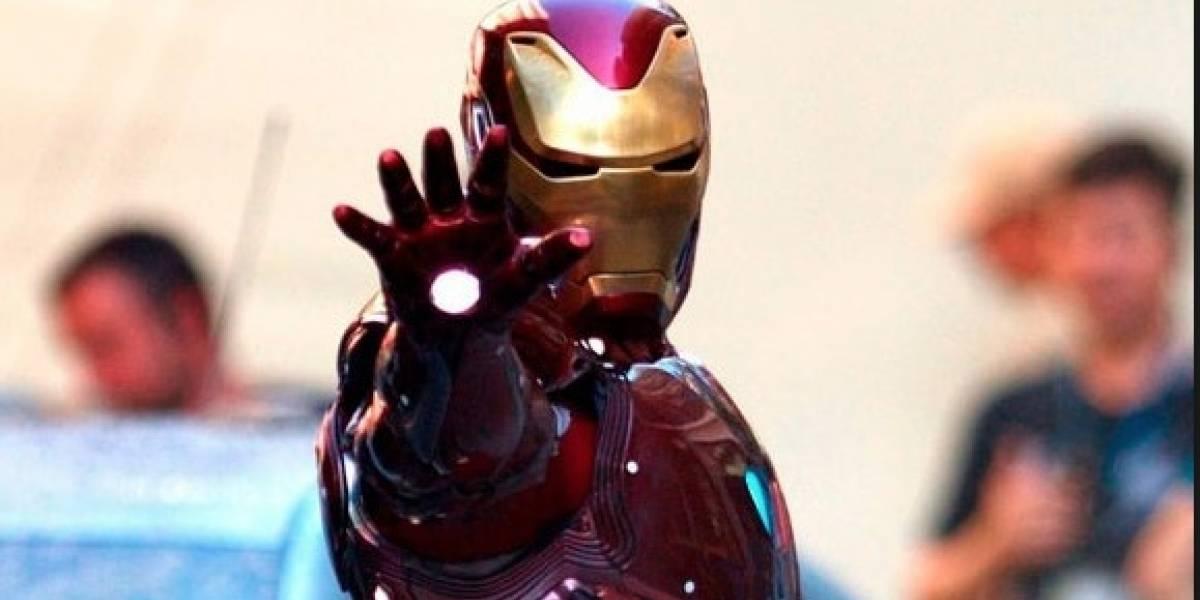 La armadura de Iron Man fue robada en Los Ángeles