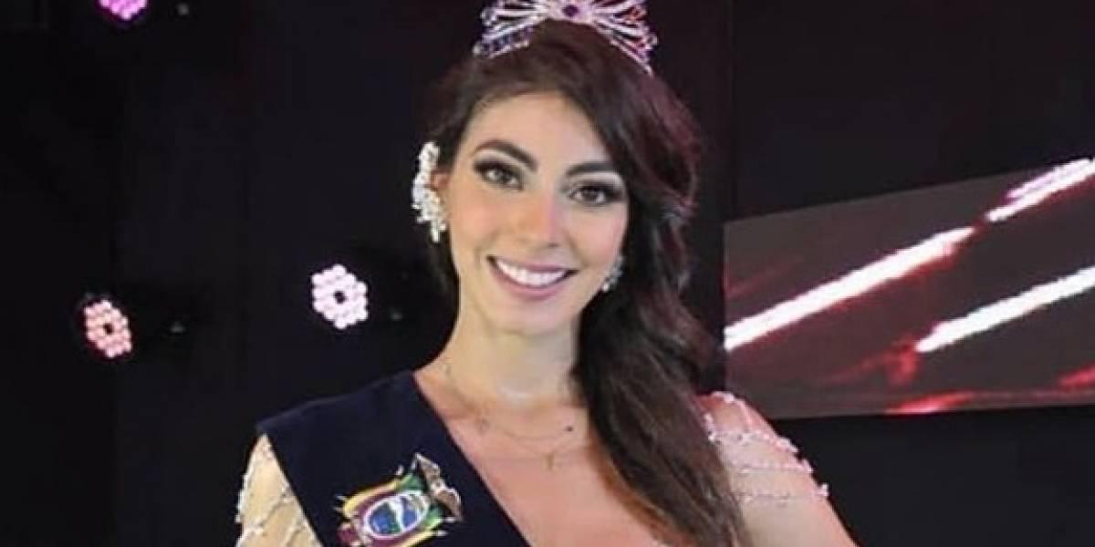 Virginia Limongi, Miss Ecuador, publicó video bailando 'Dura'
