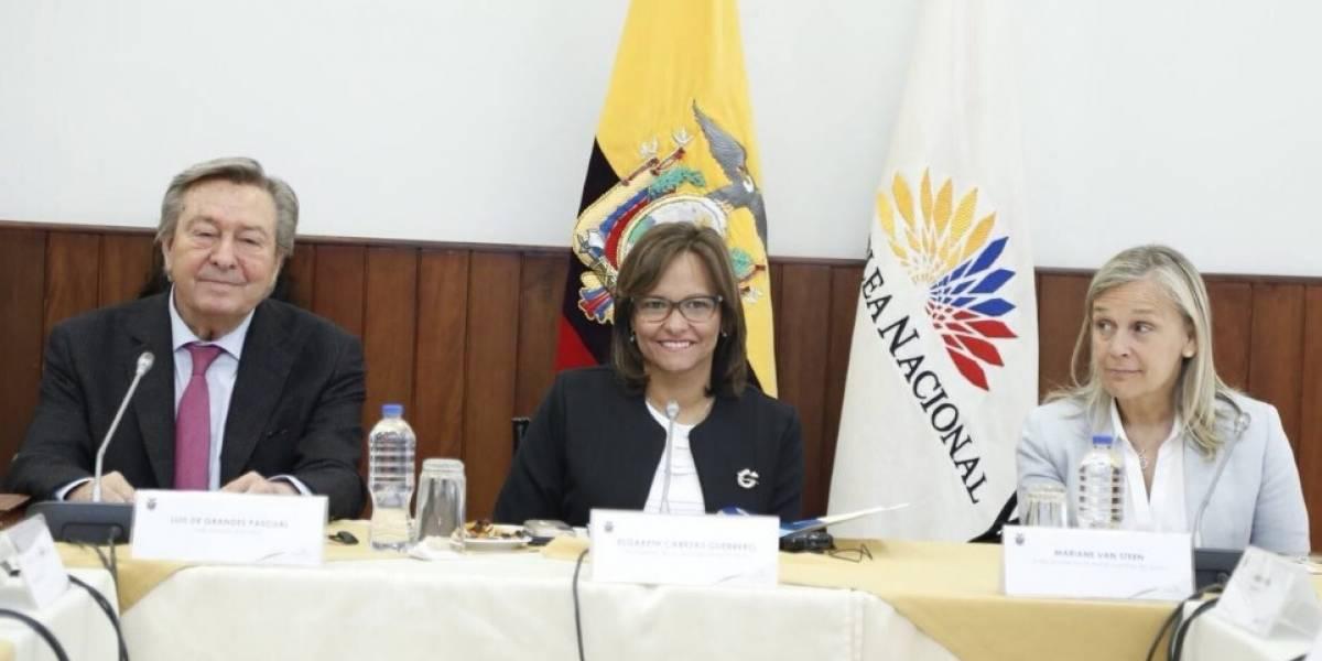 Europarlamentarios apoyarán pedido de Ecuador para eliminar visado Schengen