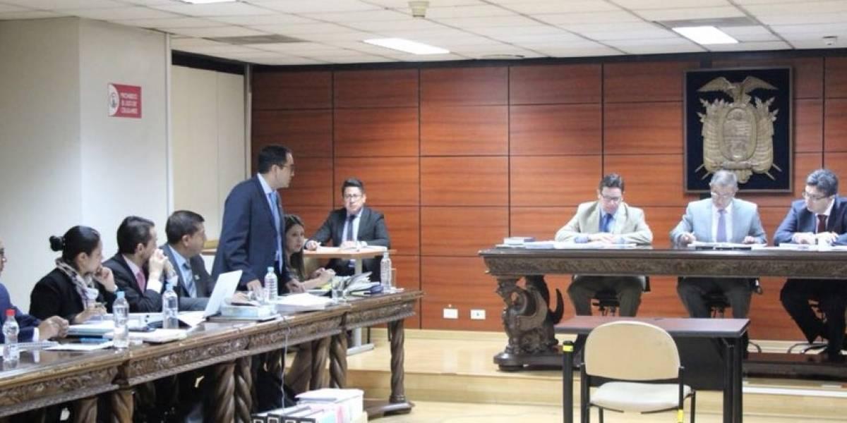 Fiscalía acusa a Carlos P. Y. como autor principal de enriquecimiento ilícito