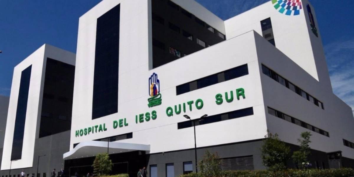 Se abre convocatoria de empleo para Hospital del IESS Quito Sur
