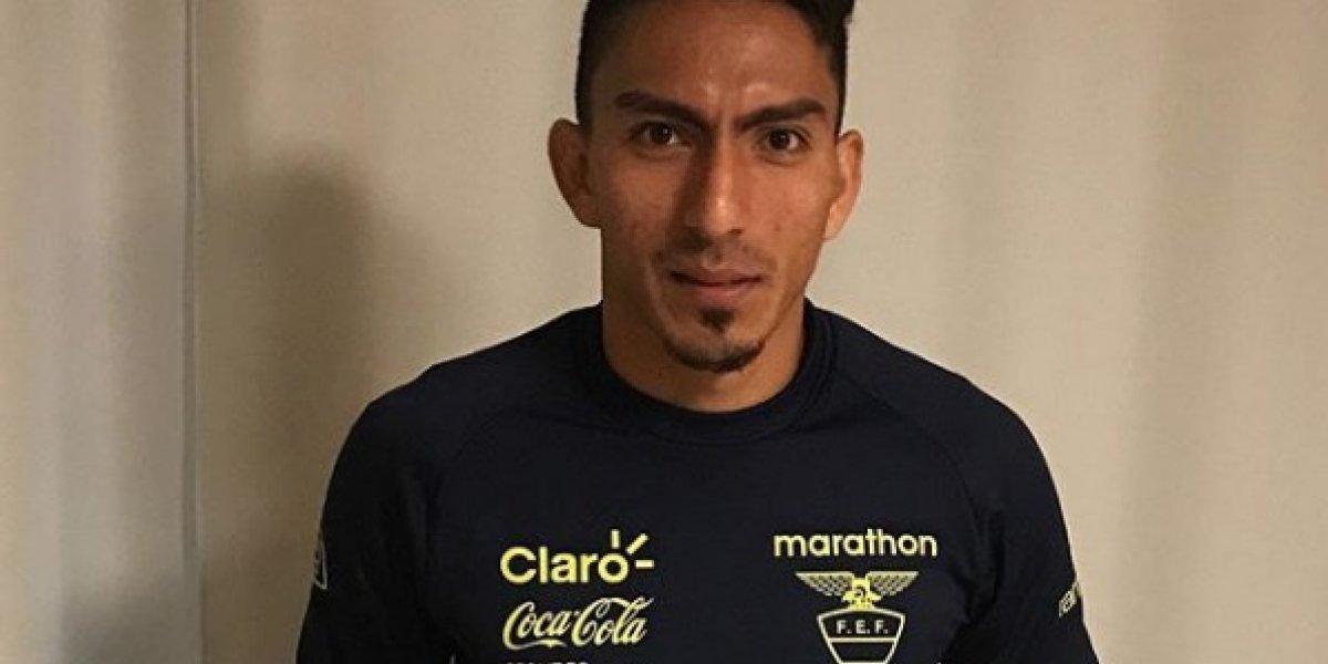 Ángel Mena se pronuncia sobre la salida de Alfredo Arias