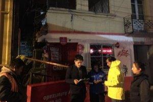 Familia fue afectada por colapso estructural en Quito