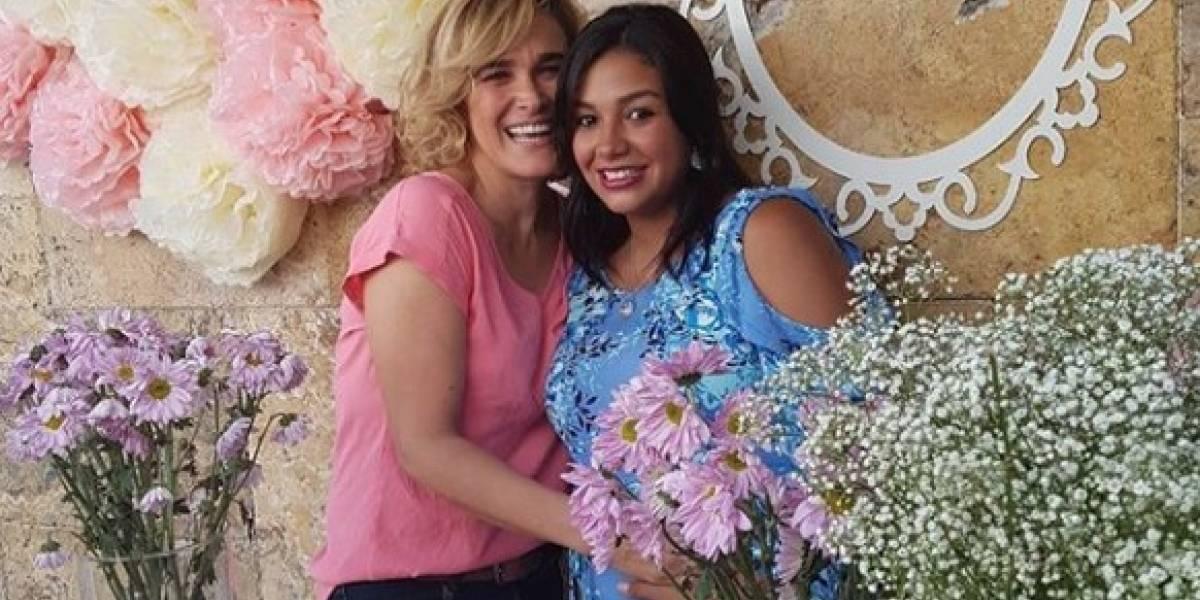 Cynthia Viteri presume en redes a su nueva nieta