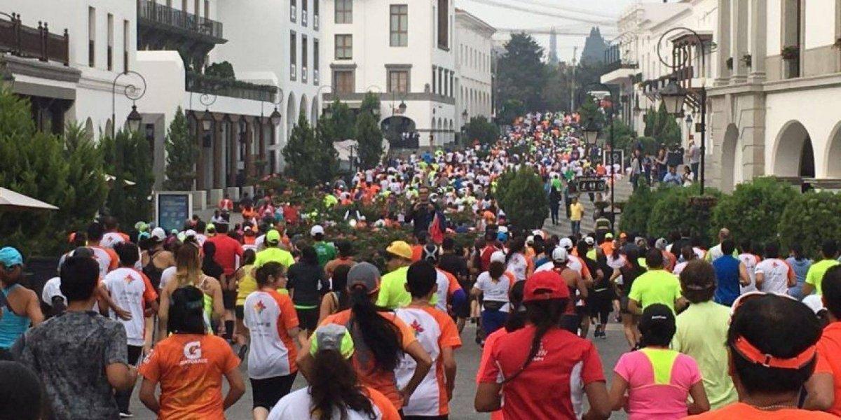 Anuncian la séptima edición de la carrera Cayalá Gatorade