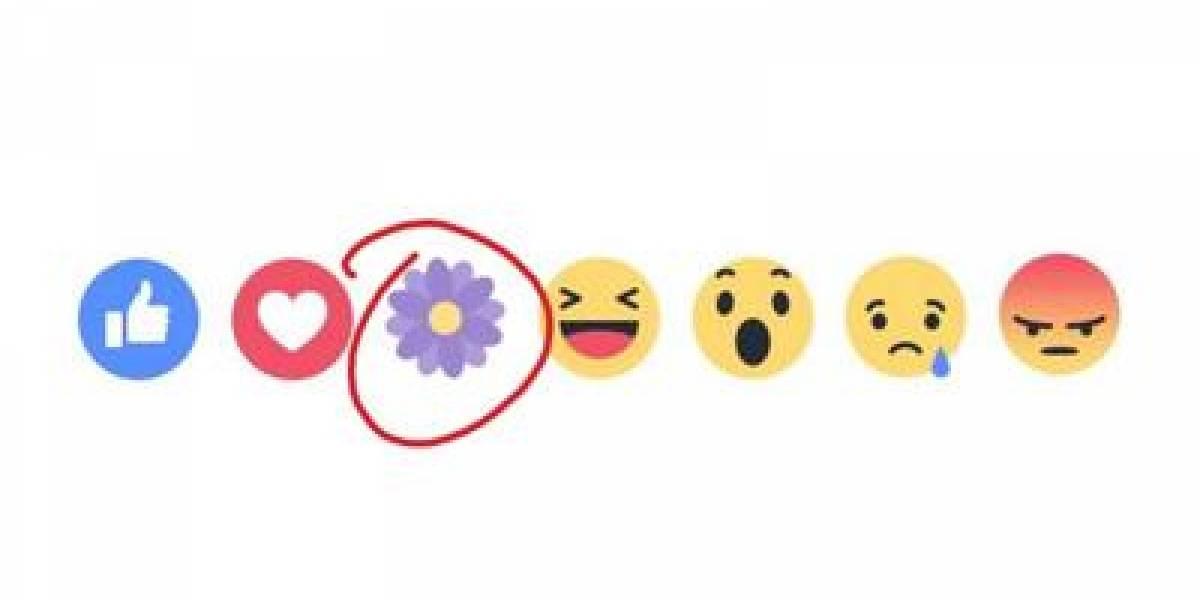 Facebook activa 'Me enflorece' y los usuarios enloquecen