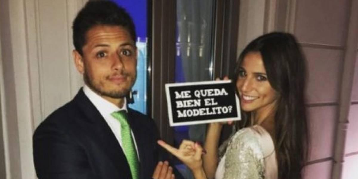 """""""Con unos muy buenos y otros muy malos"""": Así recuerda Lucía Villalón a Chicharito"""