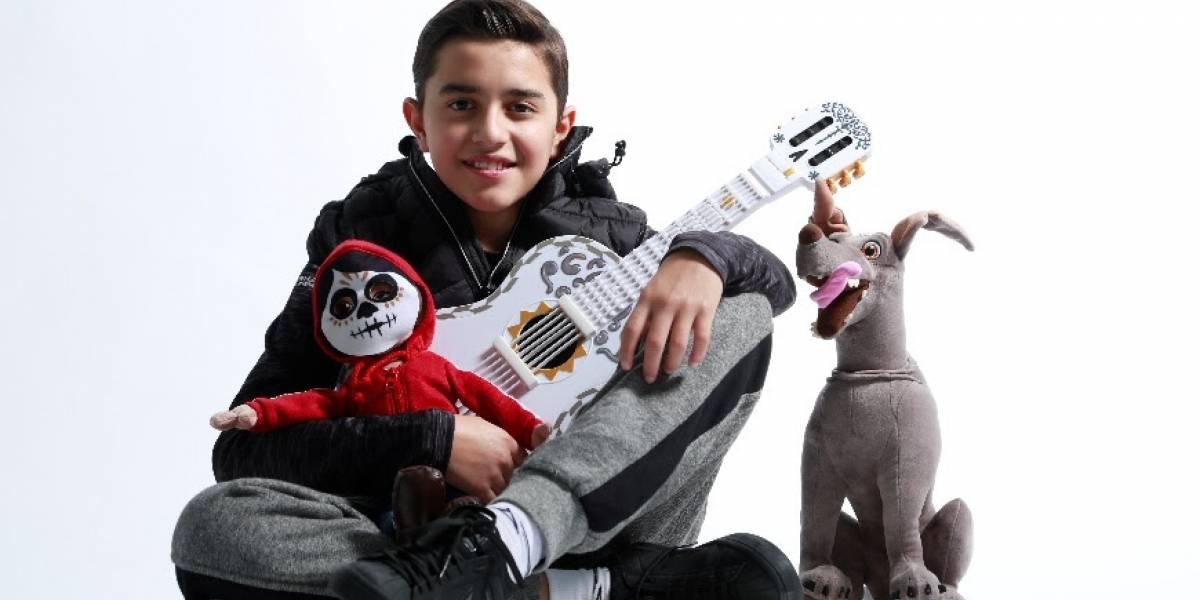 El actor que le dio su voz a Miguel Rivera en 'Coco' estará presente en Comic Con Colombia