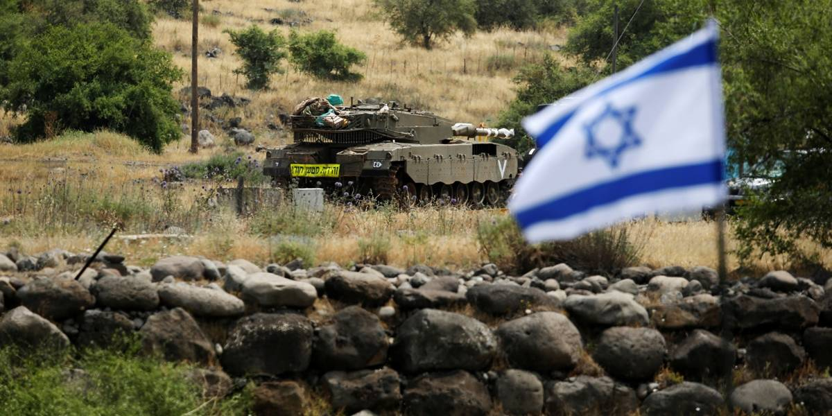 Irã lança 20 mísseis na direção de Israel
