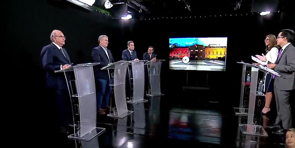 Esta fue la pregunta sobre Bogotá que corchó a los candidatos presidenciales