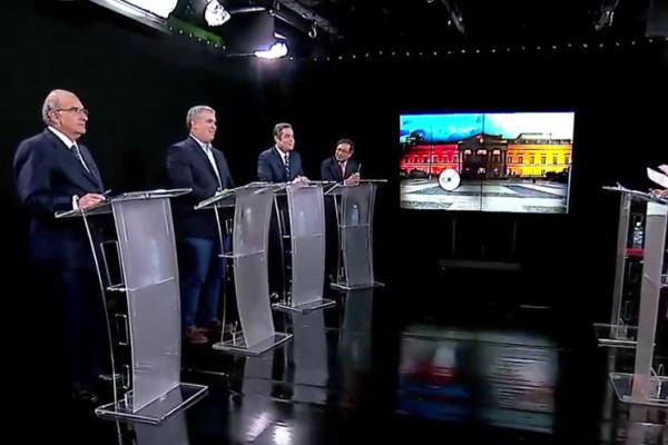 Debate presidencial Canal Capital