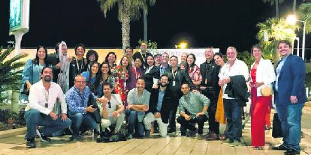 DGCINE inició trabajos en Cannes en pro del cine dominicano