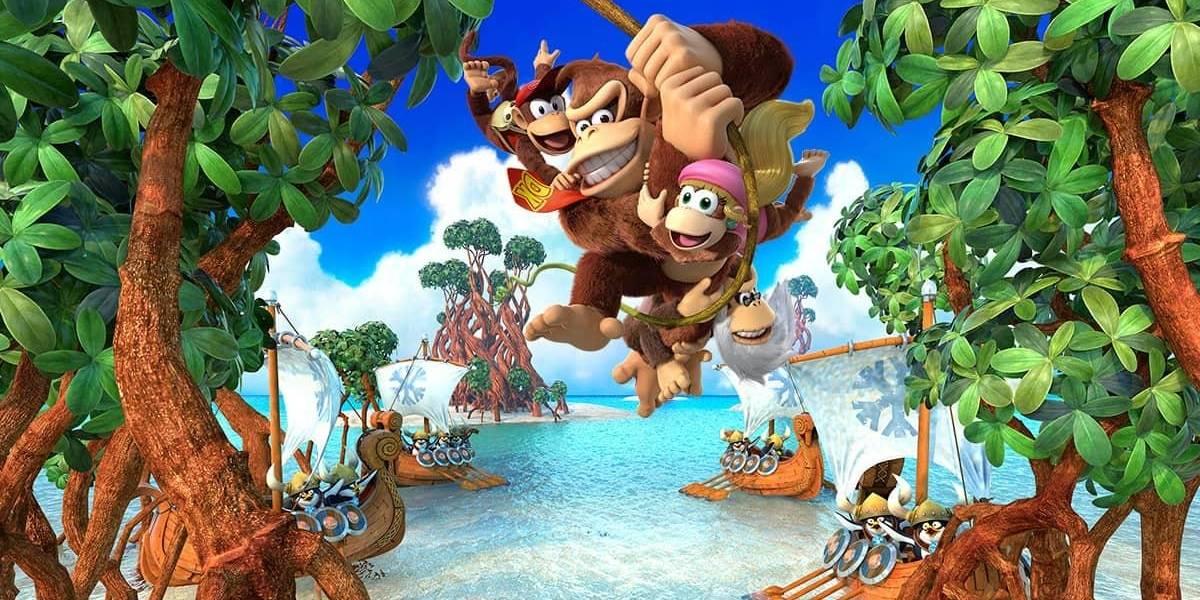 La fiebre de los Kongs llegó a Nintendo Switch