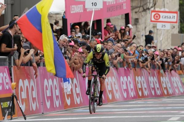 Ver etapa 14 del Giro de Italia 2018 EN VIVO