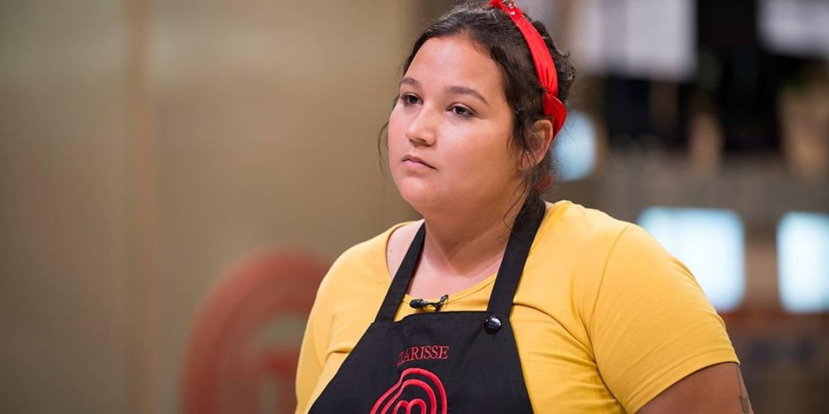 MasterChef Brasil: Clarisse exagera na pimenta e é eliminada do programa