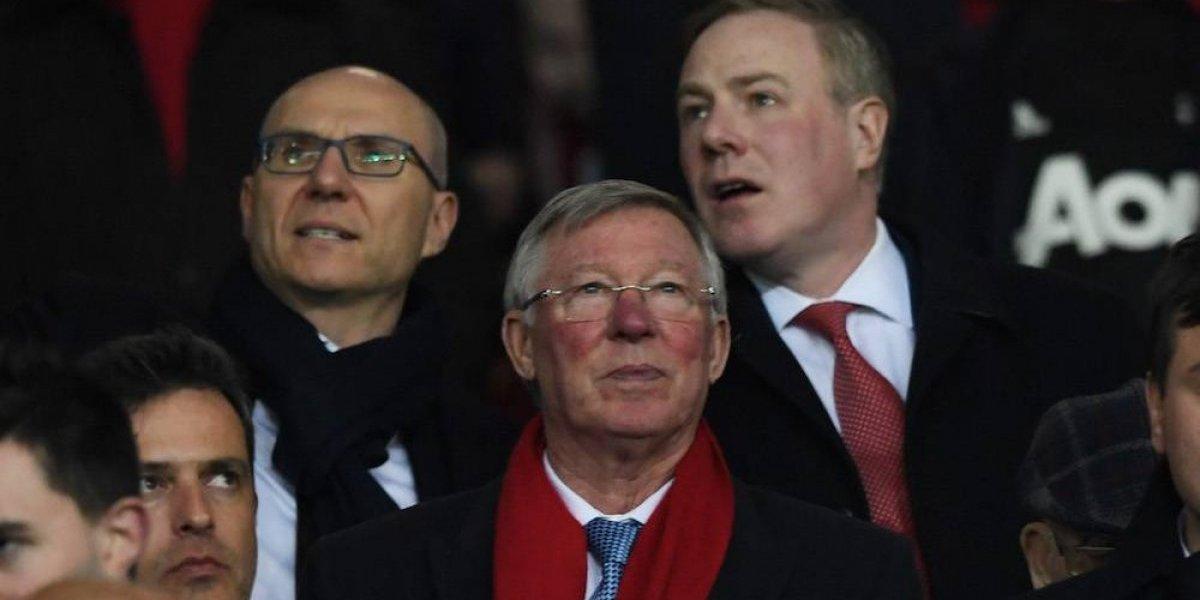 Alex Ferguson sale de cuidados intensivos