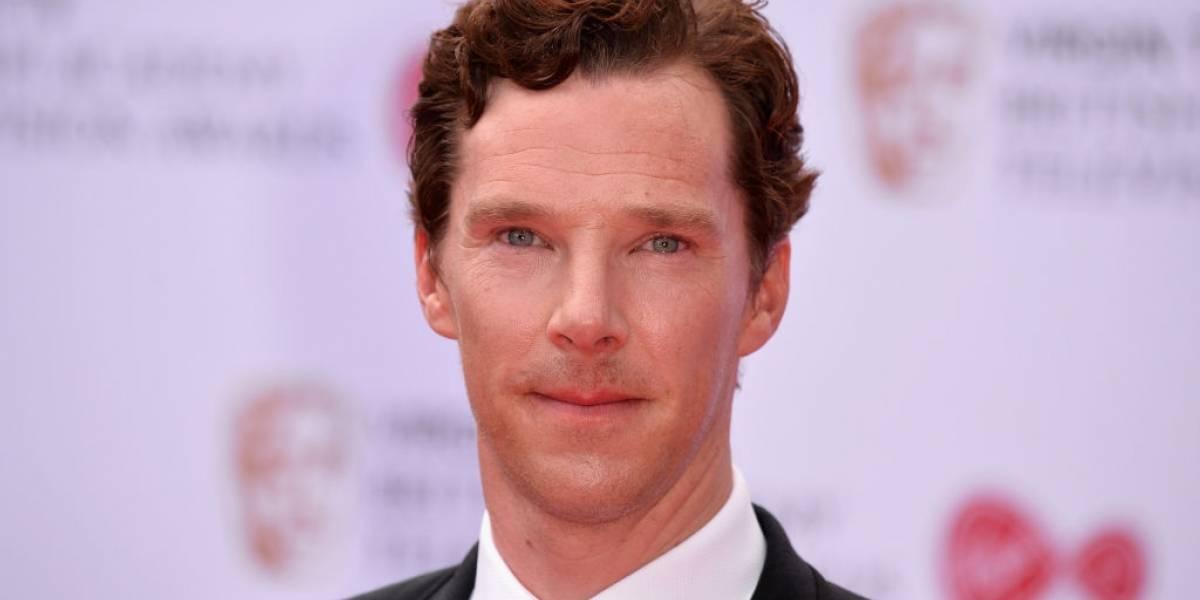 Ator Benedict Cumberbatch salva ciclista de assaltantes em Londres