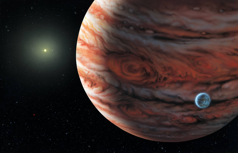 Júpiter órbita