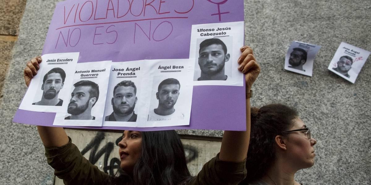Víctima de La Manada denuncia delitos de amenazas y violación de la intimidad