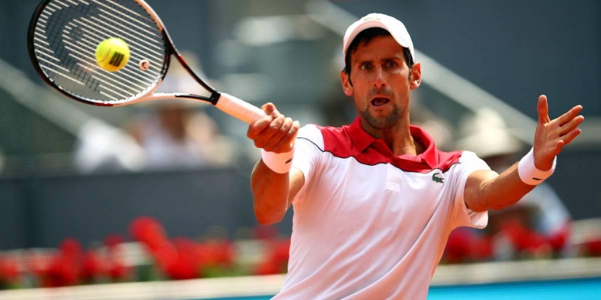 El calvario de Djokovic no para: perdió en Madrid y saldrá del Top 15 luego de once años