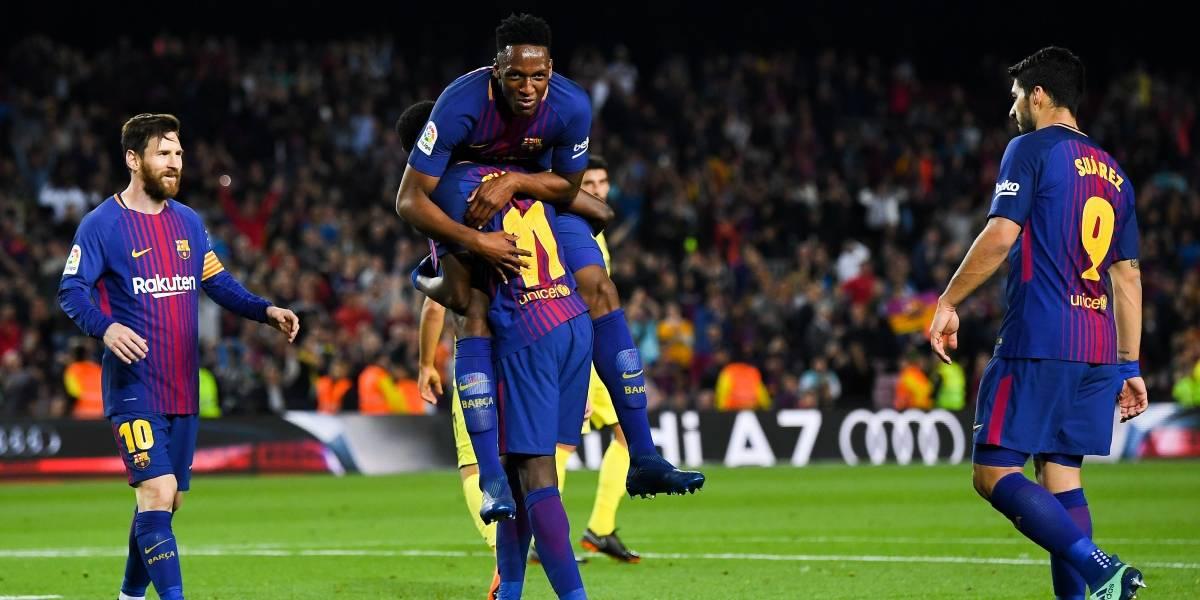 Barcelona sigue arrollando rivales en España y queda a dos partidos de ser campeón invicto