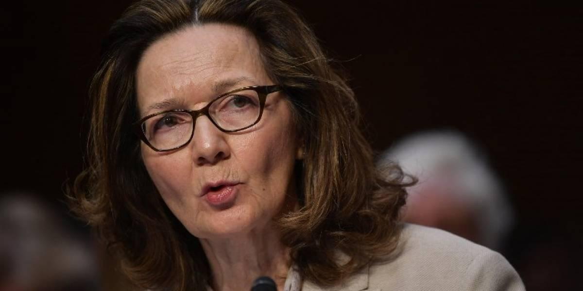 Candidata a la CIA promete no retomar programas de tortura