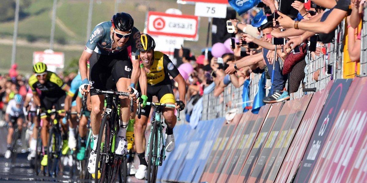 Etapa 5 del Giro de Italia: ¿quién llega mejor al Etna?