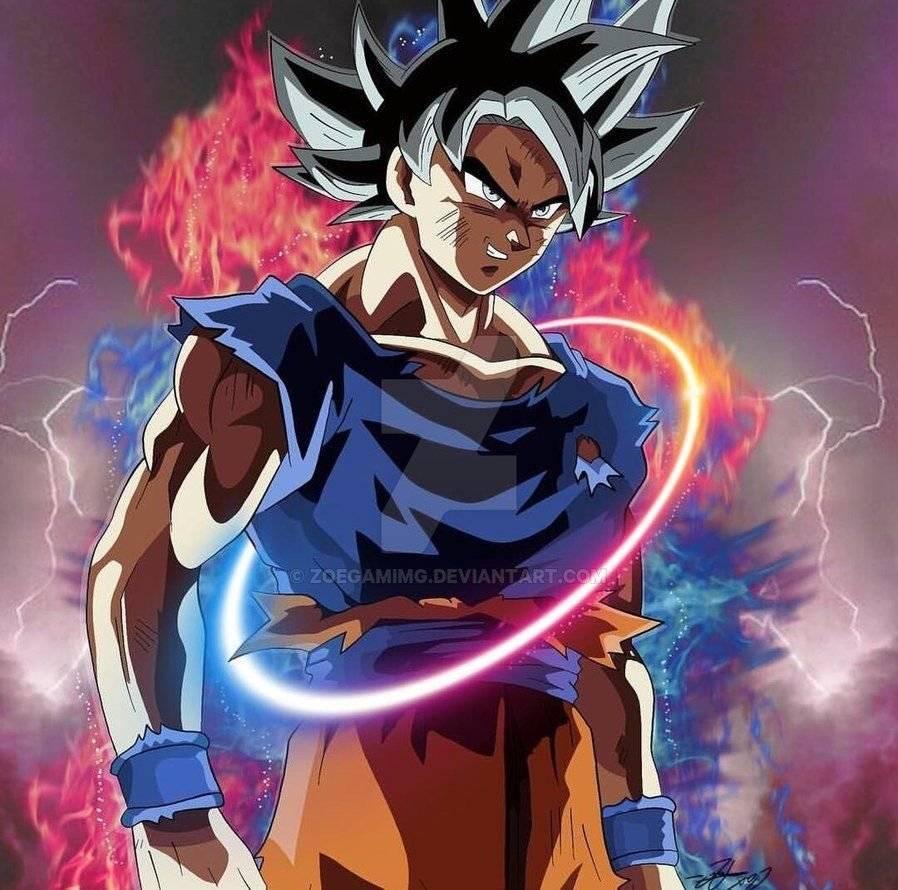 Pinterest Goku