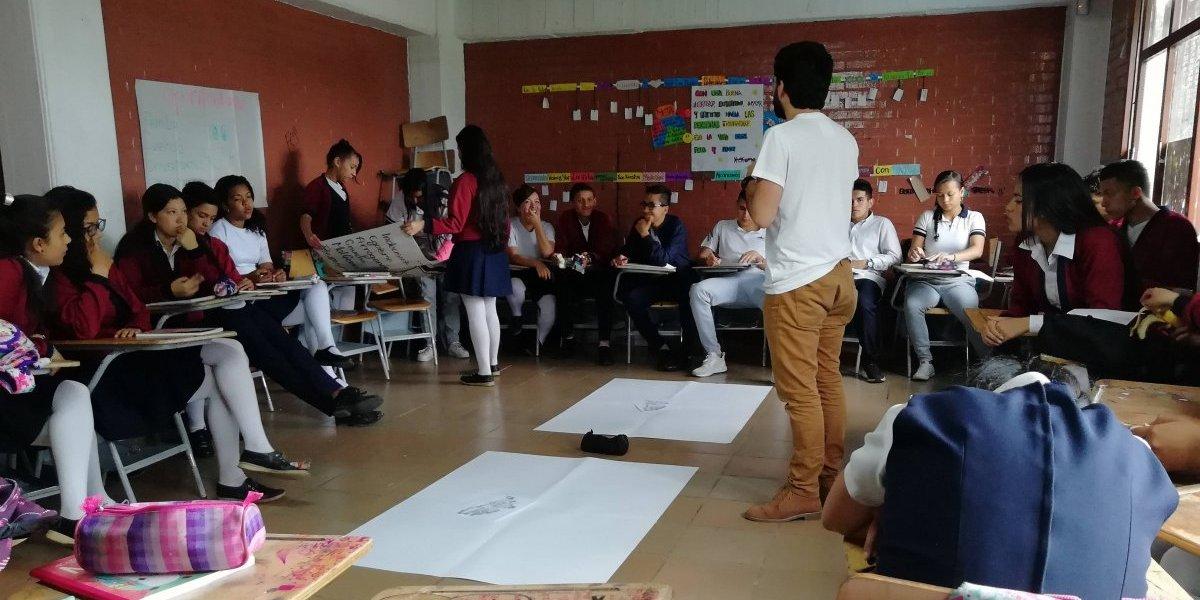 Un programa escolar hecho para construir sociedad