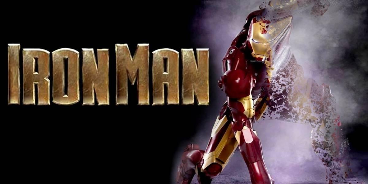 Parece que alguien se robó la armadura original de Iron Man