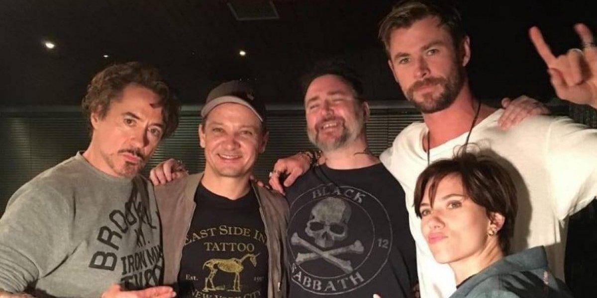 Cinco 'Vingadores' fazem a mesma tatuagem e um novo 'super-herói' entra no time para substituir Hulk