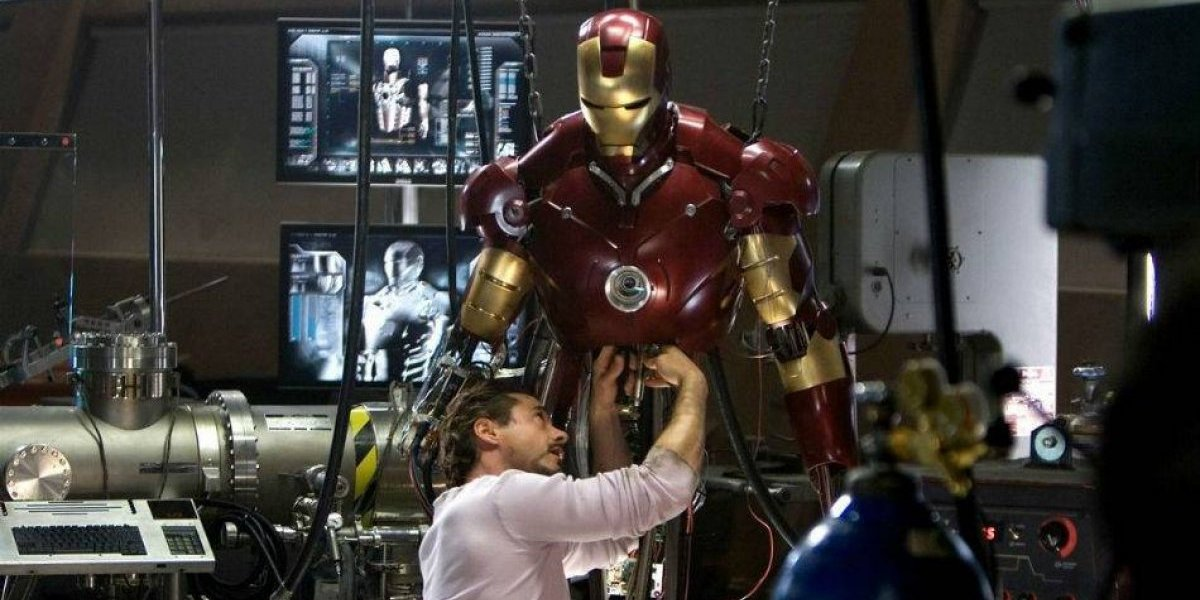 "Tony Stark en problemas: Reportan robo del traje de ""Iron Man"""