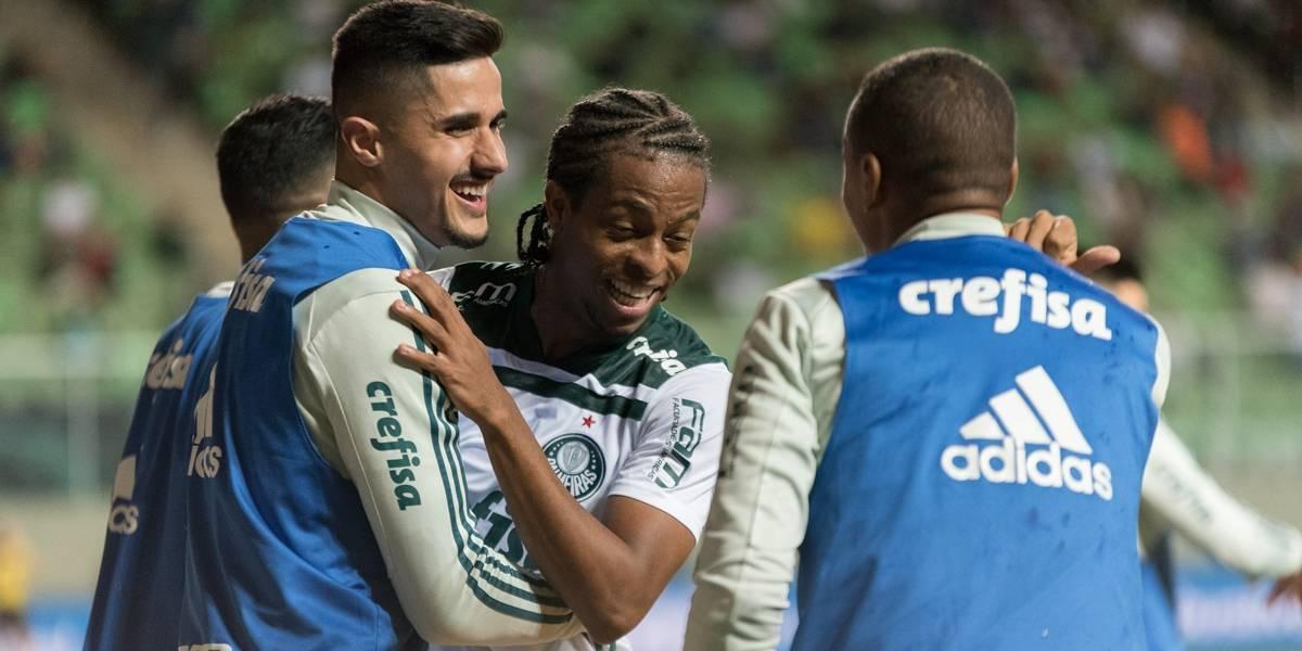 Palmeiras estreia bem na Copa do Brasil