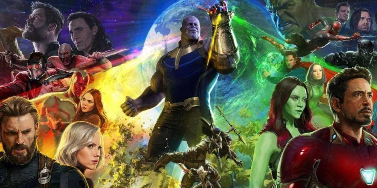 """Filtran arte conceptual de """"Avengers 4"""" con el que sería el nuevo equipo"""