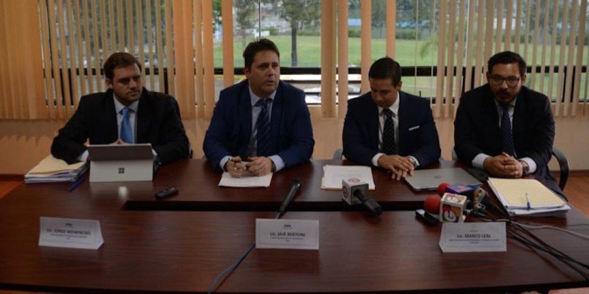 La misión de la FIFA y la Concacaf toma las riendas en la Fedefut