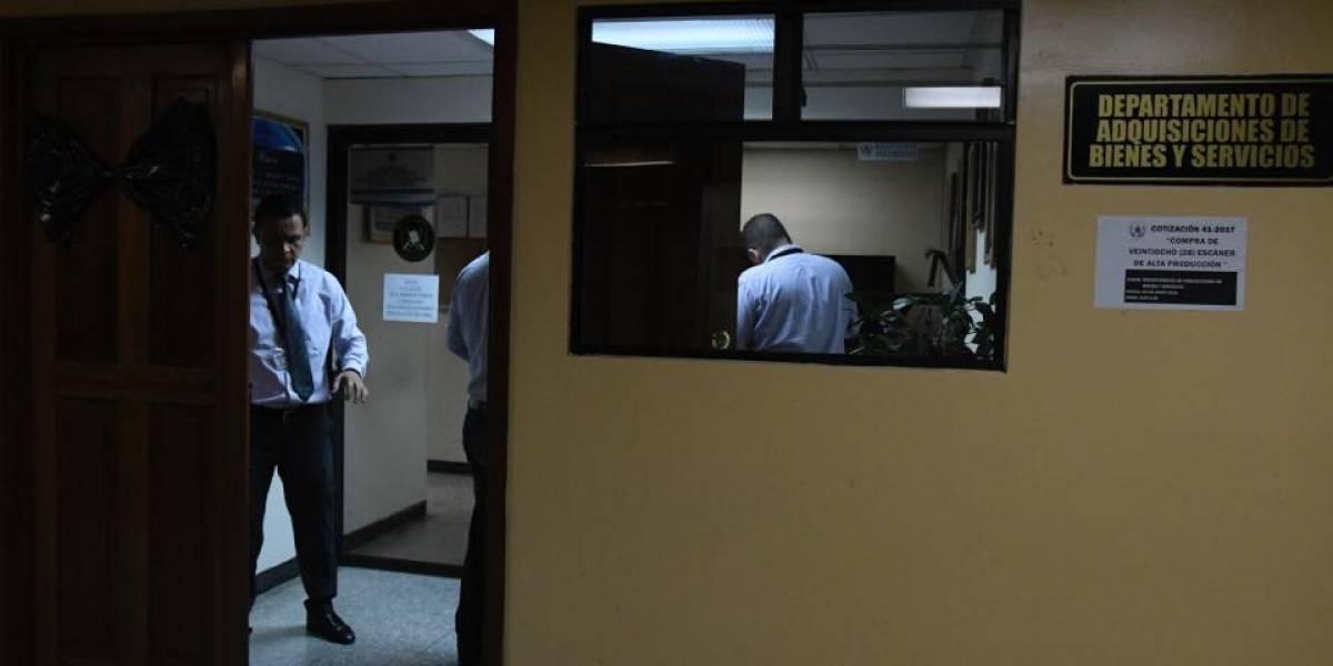 Fallece empleado de la CSJ dentro de su oficina