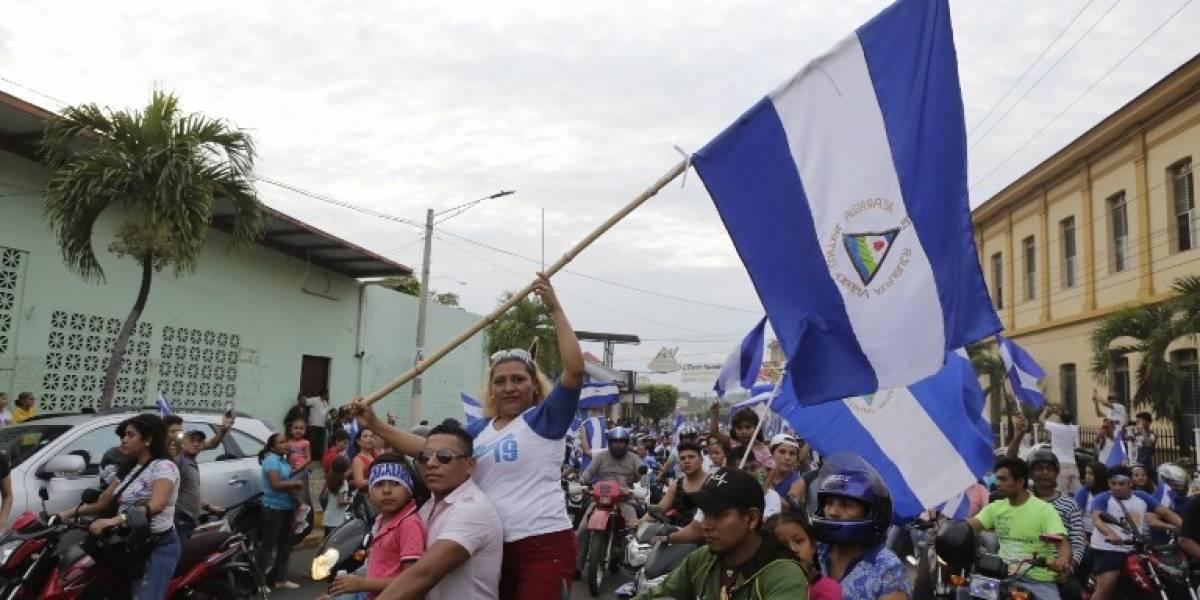 VIDEO. Miles vuelven a marchar en Nicaragua en demanda de justicia y democracia