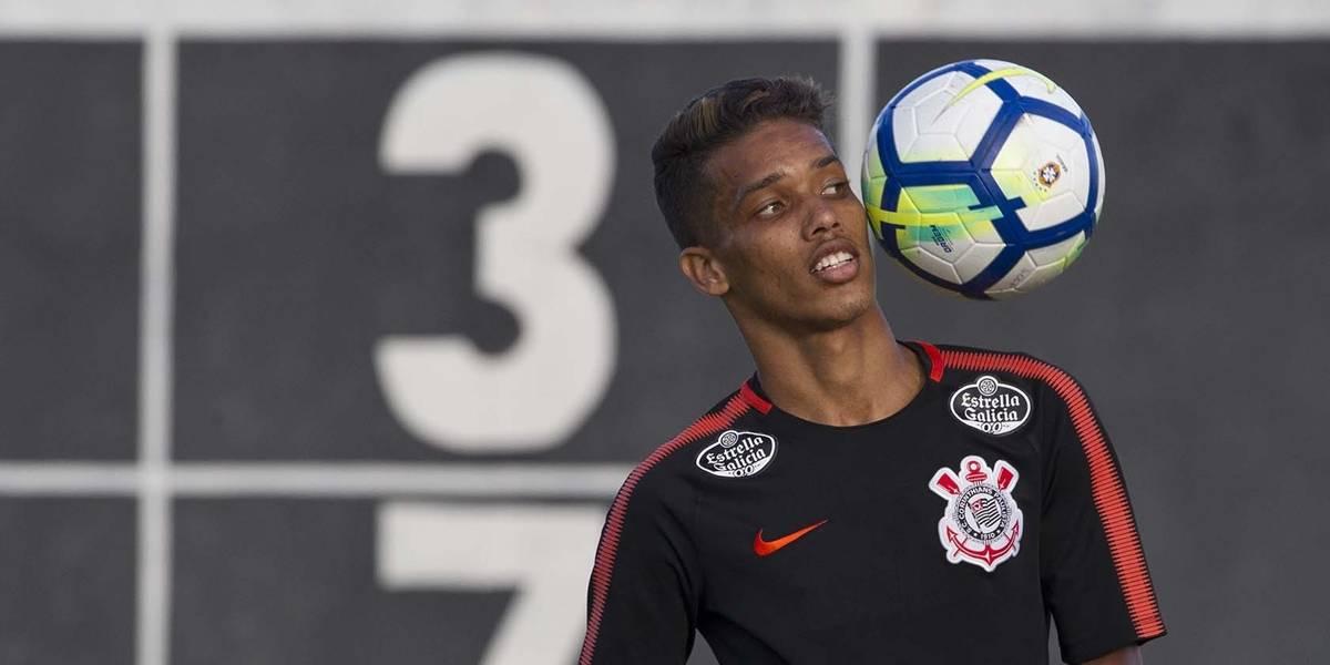 Pedrinho será titular do Corinthians em confronto decisivo pela Copa do Brasil