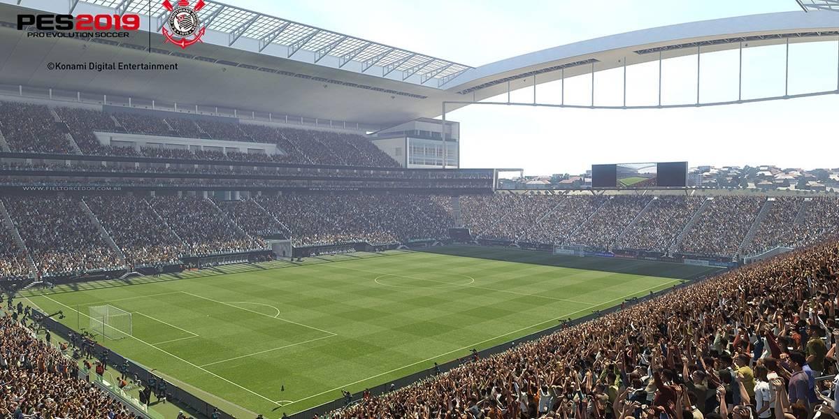 Gramado da Arena Corinthians recebe maior nota da CBF entre 43 clubes