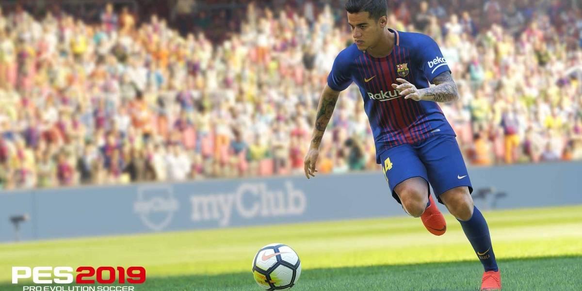 Pes 2019 Ya Tiene Fecha De Lanzamiento En Ps4 Xbox One Y Pc